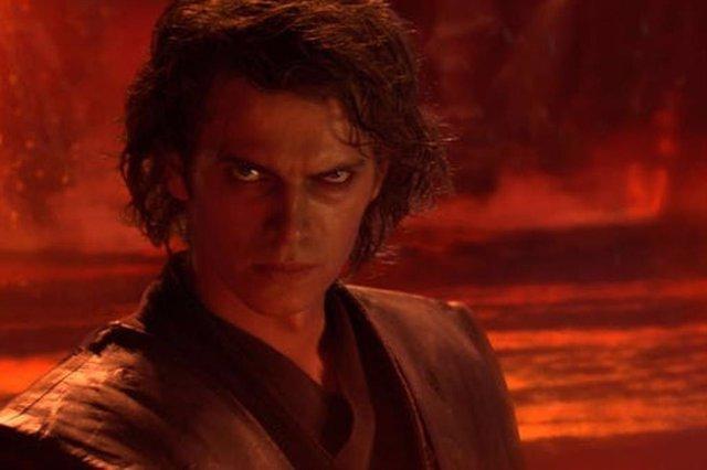 Hayden Christensen es Anakin Skywalker en Star Wars: La Venganza de los Sith
