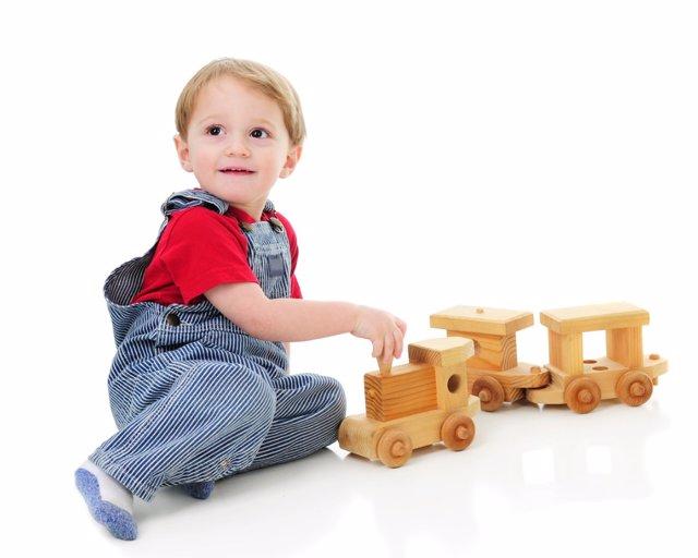 Juegos y juguetes de 1 año a 18 meses