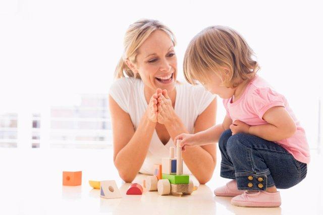 Tipo de juegos y juguetes para niños de 3 años