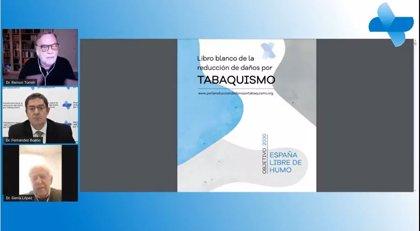 """Expertos reclaman una """"modernización urgente"""" de las políticas de tabaquismo para una España """"libre de humo en 2030"""""""