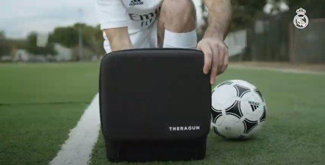 El Real Madrid ficha a Therabody como socio oficial de bienestar