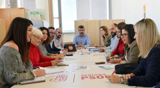 Málaga.- Coronavirus.- El PSOE en la Diputación destaca la incorporación de sus propuestas al Plan Málaga