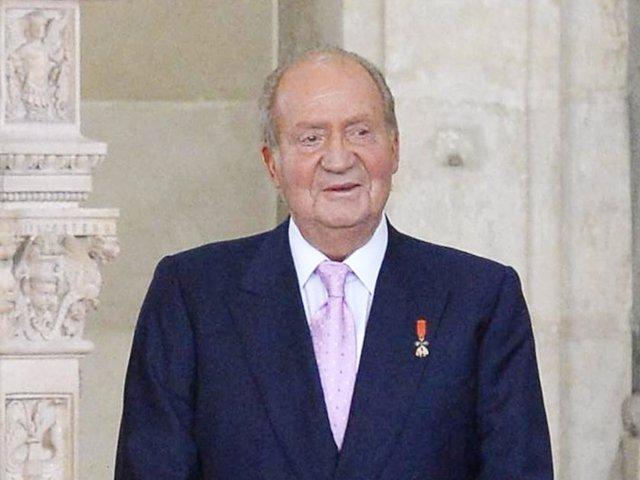 Imagen de recurso del rey emérito Juan Carlos I.