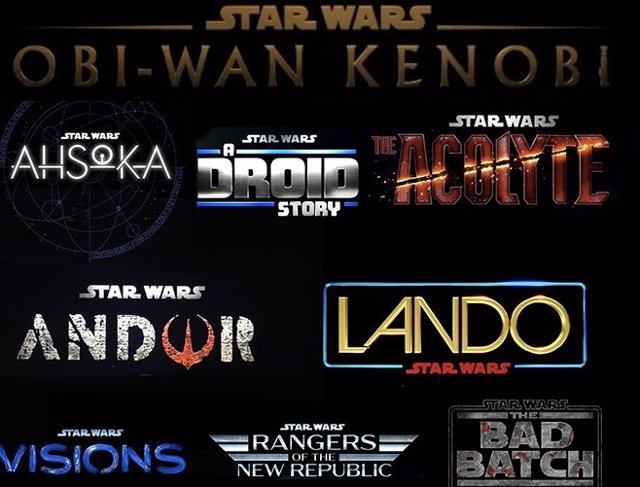 Las series de Star Wars