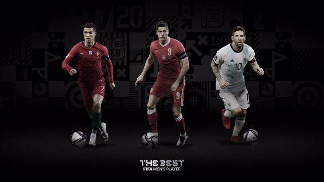 Finalista al premio The Best