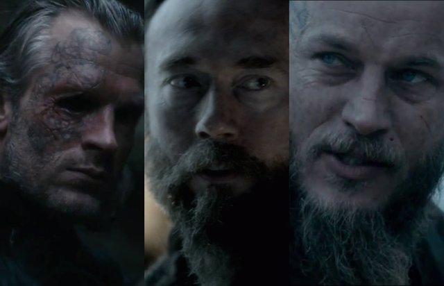 Todas las representaciones de Odin en Vikingos (Vikings), explicadas