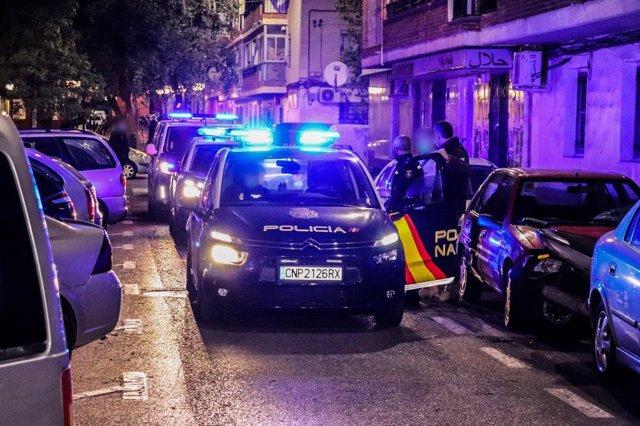 """Nota De Prensa: """"La Policía Nacional Ha Detenido A Un Prófugo De La Justicia Argentina Buscado Por Un Delito De Tráfico De Drogas"""""""