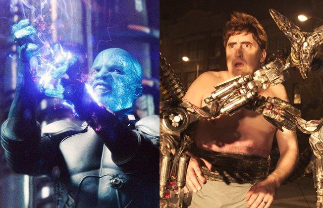 Spider-Man 3: Así podrían regresar de la muerte Octopus de Alfred Molina y Electro de Jamie Foxx