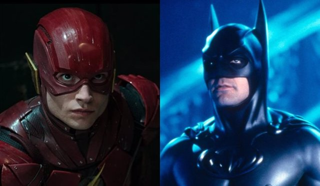 ¿Aparecerá El Batman De George Clooney En La Película De The Flash?