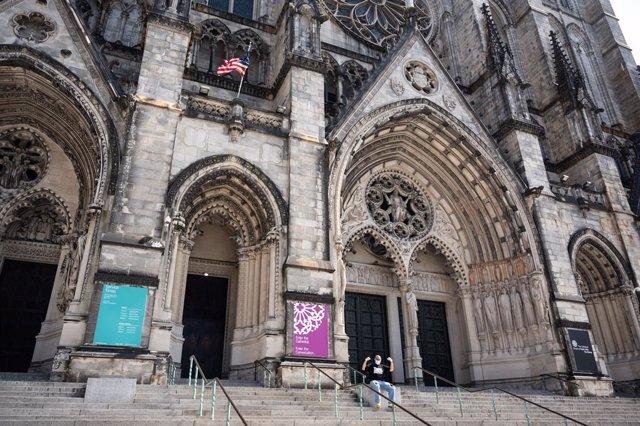 Catedral de San Juan el Divino, en Harlem, Nueva York.