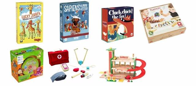 Juegos para niños de 3 años
