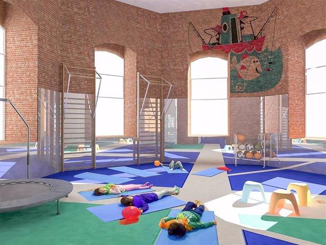 Hospital Niño Jesús y Fundación Mutua Madrileña firman un acuerdo para renovar la Unidad de Terapias Funcionales