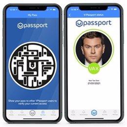 COMUNICADO: La compañía británica de tecnología lanza el primer pasaporte de salud 'Fit to Fly' para viajes aéreos (I)