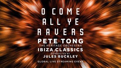 Pete Tong y The Heritage Orchestra vuelven con 'O Come All Ye Ravers', la gran rave en streaming de estas Navidades