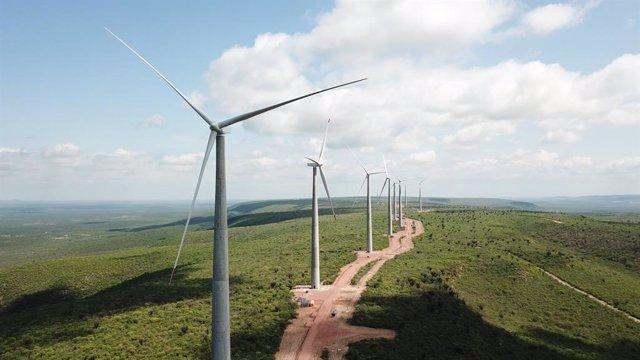 Proyecto renovable de Enel en Brasil