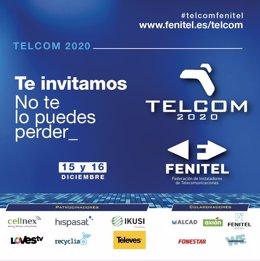 Telcom2020 un congreso abierto al sector