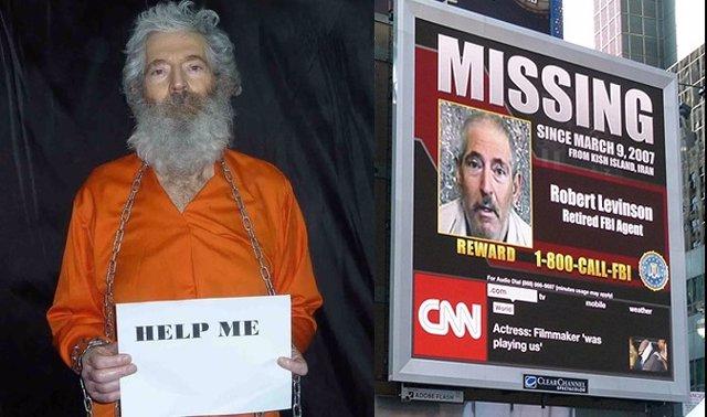 Ex agente del FBI desaparecido en Irán Robert Levinson