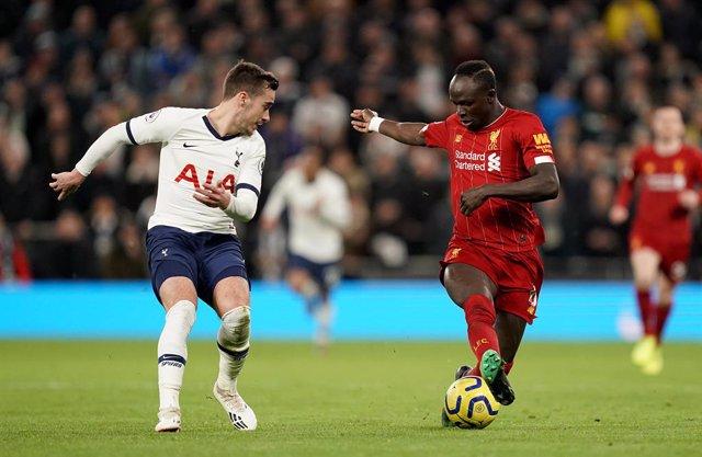 Winks (Tottenham) y Mané (Liverpool)