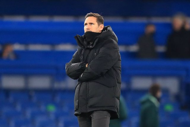 08 December 2020, England, London: Chelsea manager Frank Lampard pictured prior to the start of the UEFA Champions League group E soccer match between Chelsea FC and FC Krasnodar at Stamford Bridge. Photo: Adam Davy/PA Wire/dpa