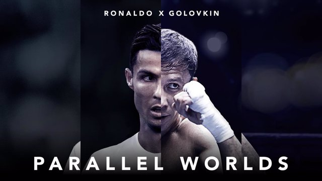 DAZN Originals 'Parallel Worlds' 'Cristiano x Golovkin'