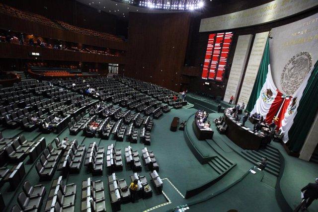 La Cámara de Diputados de México