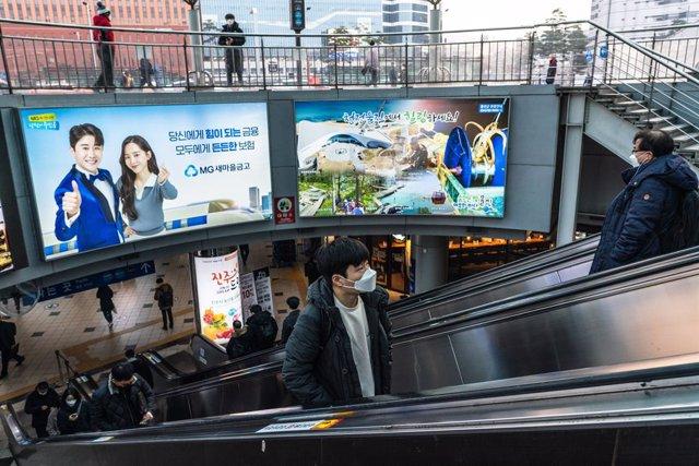 Corea del sur hace frente a una nueva ola de coronavirus.