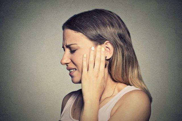 Dolor de oidos. Otitis