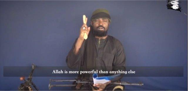 Abubakar Shekau, líder de Boko Haram