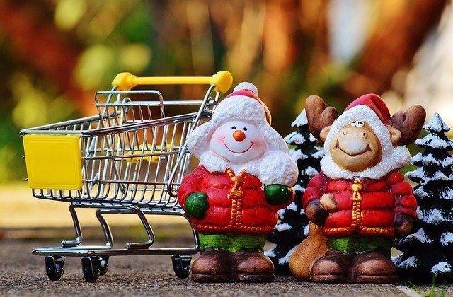 Compra online en Navidad
