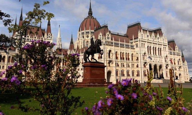 Edificio del Parlamento de Hungría