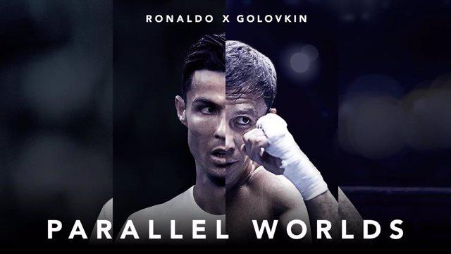 DAZN Originals 'Parallel Worlds' 'Cristiano x Golovkin'