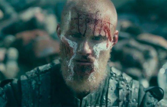 Bjorn en Vikings