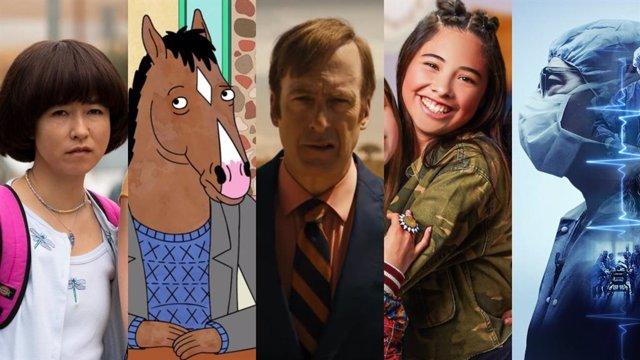 Las 10 mejores series de 2020 según la crítica