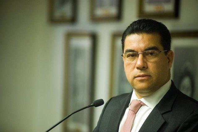 El fiscal general de El Salvador, Raúl Melara.