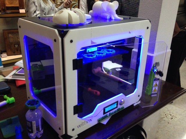 Impresora 3D IV Encuentro Sobre Responsabilidad Social Tecnológica