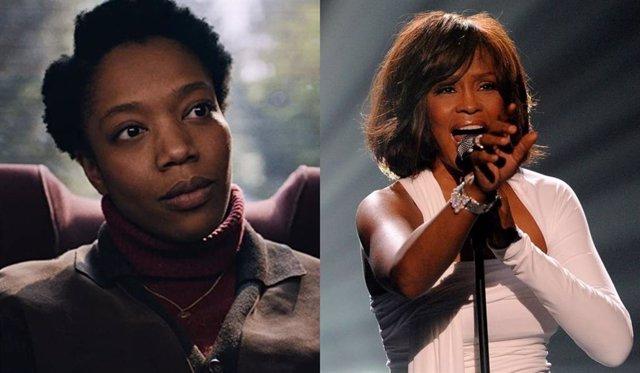 Naomi Ackie es la elegida para protagonizar el biopic de Whitney Houston