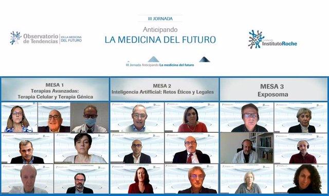 Jornada organizada por la Fundación Instituto Roche