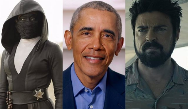 Barack Obama es fan de Watchmen y The Boys