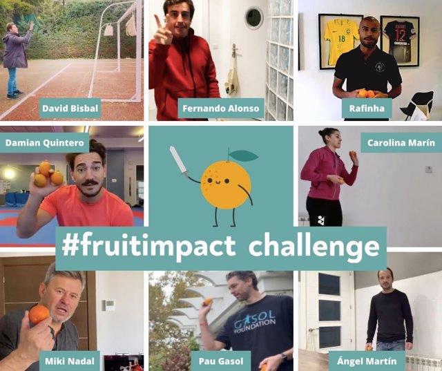 #Fruitimpact Challenge.