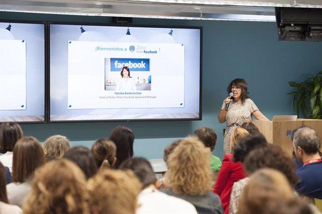 Zona from Facebook, proyecto lanzado por Facebook a finales de 2018 para impulsar la sociedad y economía digital en España