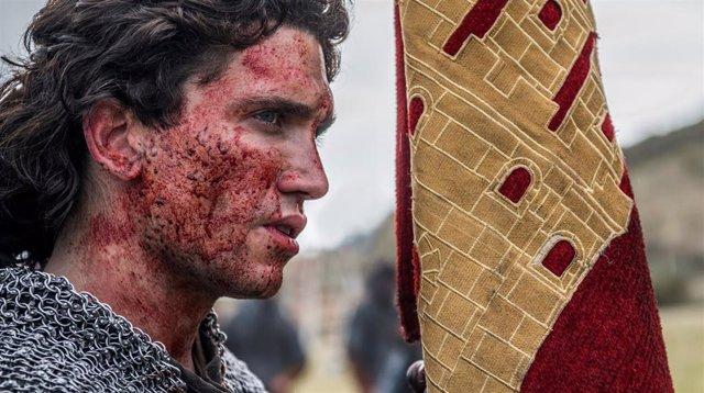 Jaime Lorente protagoniza El Cid