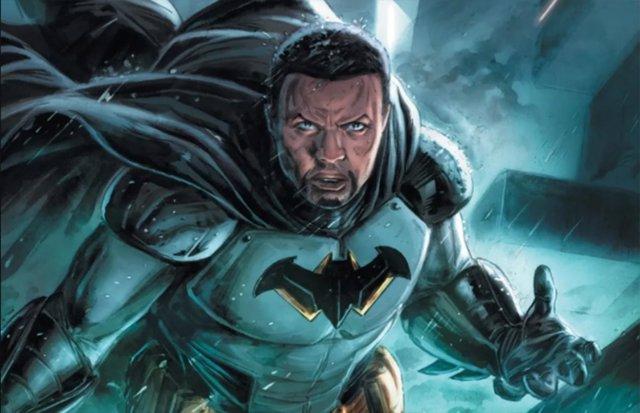¿Quién Es Luicius Fox, El Nuevo Batman De DC?