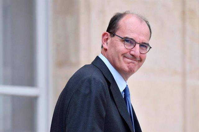 Jean Castex, primer ministro de Francia