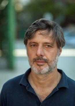 El escritor Andrés Barba