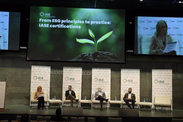 IASE se presenta en España como principal certificador internacional en ESG