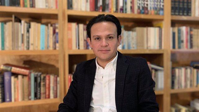 El mexicano Juan Rivera Arroyo