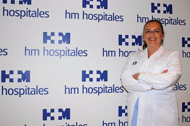 Iria Nuñez, jefa del Servicio de Medicina Nuclear del Hospital HM Modelo