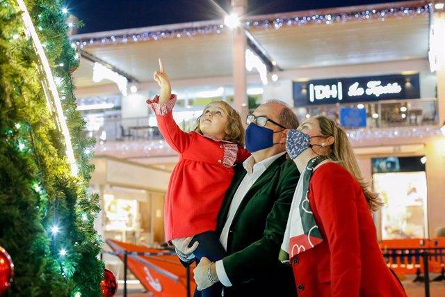 Navidad en Zenia Boulevard