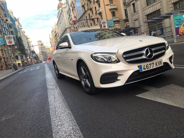 Mercedes-Benz Clase E 300 de