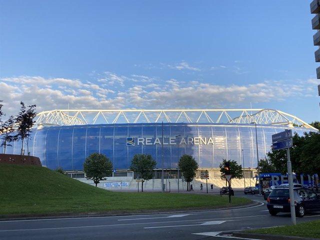 Estadio de Anoeta Reale Arena